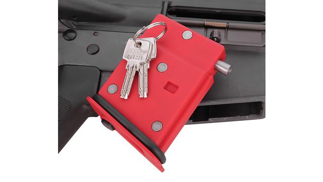 AR 15 Firearm Lock