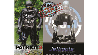 Patriot3's Jetboots Approved for Military Use