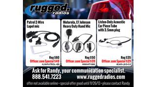 Lapel Mics and Ear Pieces