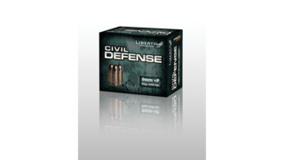 Civil Defense Ammunition Line (9mm, .40 S&W, .45 ACP and .380 Auto)