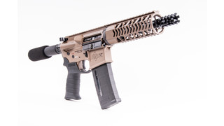 AR-style DB15 Pistol (.223/5.56)