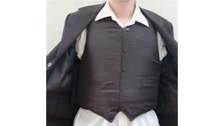Executive bulletproof Vest - protection Level III-A