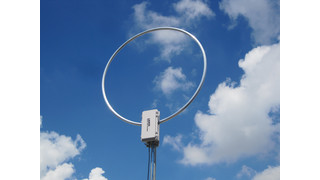 Amplified Loop Antenna LA800