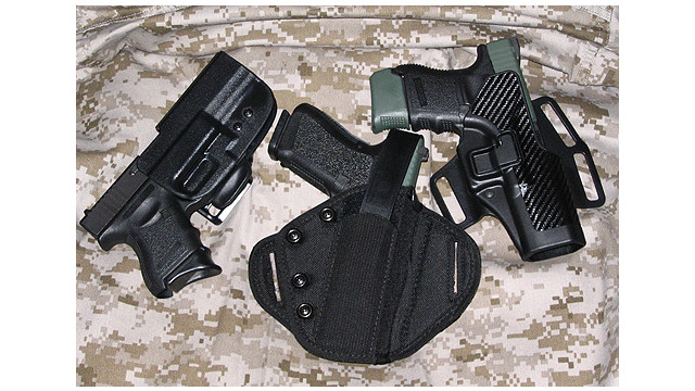 Off-Duty and CONCEALED Carry
