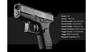 GLOCK Previews G42 Ahead of SHOT Show