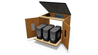 FlipTop CPU Cabinet