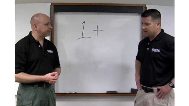 Proper Searching: Defensive Tactics Technique
