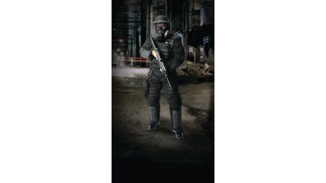 TAC 6 Explosive Protection Suit