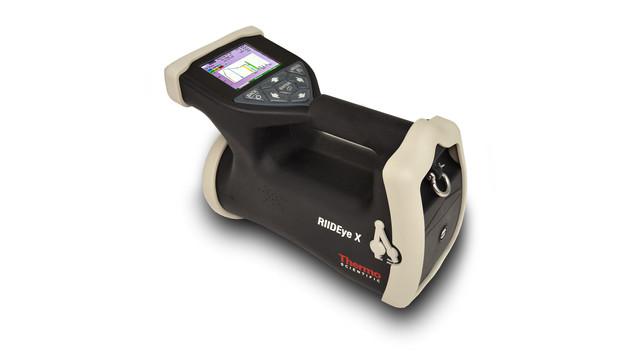 RIIDEye X Handheld Radiation Isotope Identifier, Detector