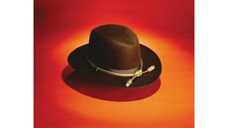F-42 Sheriff Style Felt Uniform Hat
