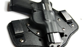 Kinetic Concealment Introduces Neoprene-Backed Hybrid Leather Kydex Holsters