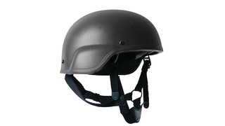 BLACK Mission Specific Tactical Helmets (ACH, PASGT, Scout)