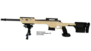 Rifle Customization: BA Chassis System