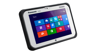 Panasonic Introduces the Toughpad FZ-M1