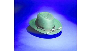 S-42 Sheriff Straw Uniform Hat