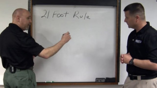 Tueller Drill: Defensive Tactics Technique