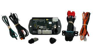 Intermotive Vehicle Controls - EcoLock Secured Idle Reduction System