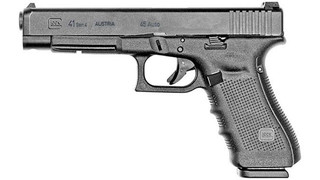 Glock Model 41 .45ACP Practical Tactical Pistol
