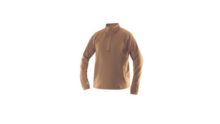 24-7 Series - Zip Thru Grid Fleece Pullover