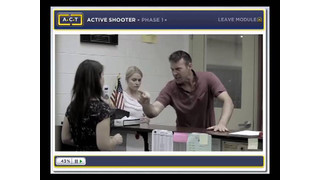 Active Shooter Training Film