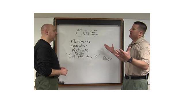 Defensive Movement: Defensive Tactics