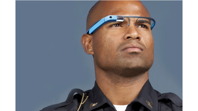New York Police Department Testing Google Glass