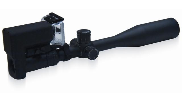 Oscilloscope With Camera Mount : Super hero vision adapters c mount lens gun scope