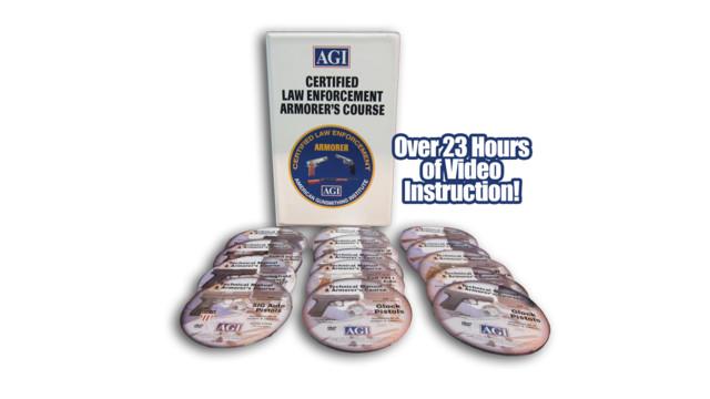 Law Enforcement Armorer's Certification Course