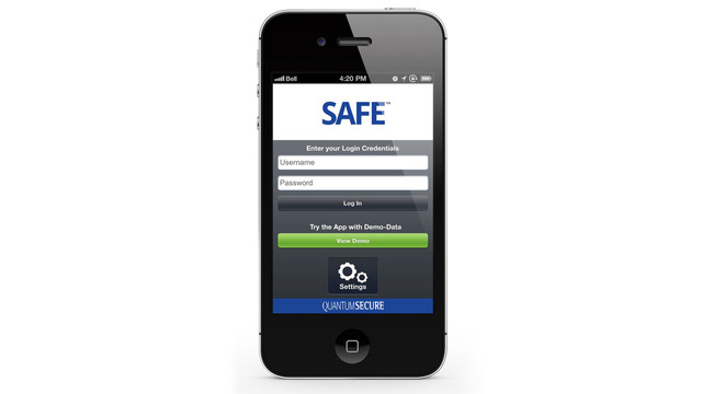 SAFE for Mobile Solutions