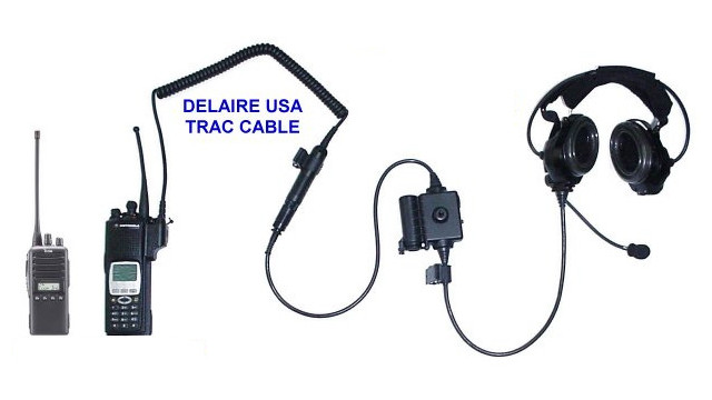 Tactical Radio Adapter Cable - TRAC