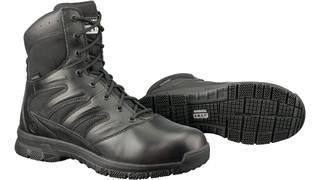 Force Series Boots 8-inch Waterproof, Side-Zip