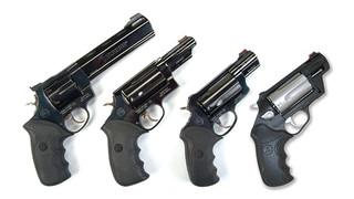 Diamond Pro Revolver Grips - Taurus