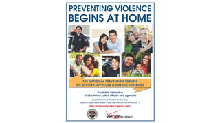 National Prevention Toolkit on Officer-Involved Domestic Violence