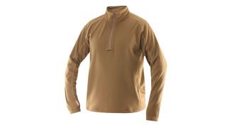24-7 Series - Zip Thru Grid Fleece Pullover