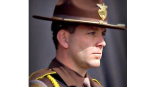 Lt. Timothy Jungel Receives Officer of the Month Award
