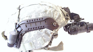 Anvis Kevlar Helmet Mount (AKHM) II