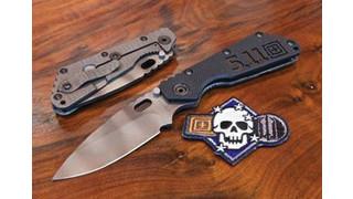 Strider/5.11 Strider Military Folder (SMF)