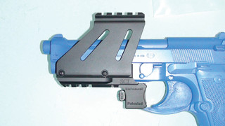 Tactical Rails for Pistols