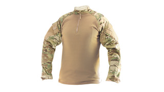 Tru 1/4 Zip Winter Combat Shirt