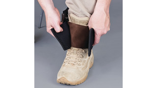 Boot Extender - Ankle Holster Extension