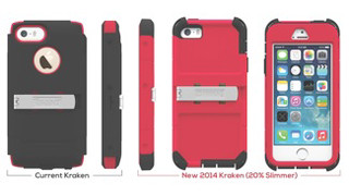 Kraken A.M.S. iPhone 5, 5s Cases