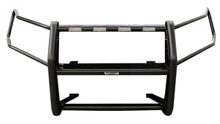 4 Light Ready (LR) Push Bumper for Ford Police Interceptor