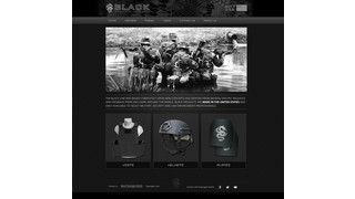 Tacprogear Launches BLACK Website