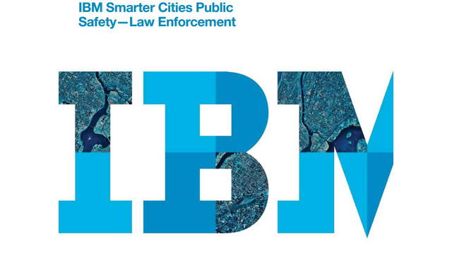 IBM Smarter Cities Public Safety—Law Enforcement