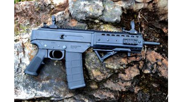 MPAR 556 Pistol