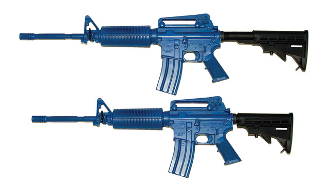 M4 Carbine with Movable Stock Flat Top - Replica