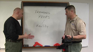 Realistic Training Weapons: Defensive Tactics