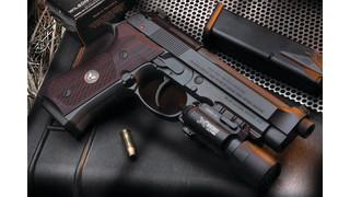 Custom Gunsmithing Options - Beretta 92/96 Series Handguns