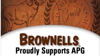 Brownells Supports APG Scholarship Program