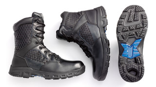 Bates® Footwear Introduces Code 6, the Lightest, Most Breathable Tactical Boot with Optimal Performance and Durability